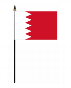 Bahrain Country Hand Flag - Small.